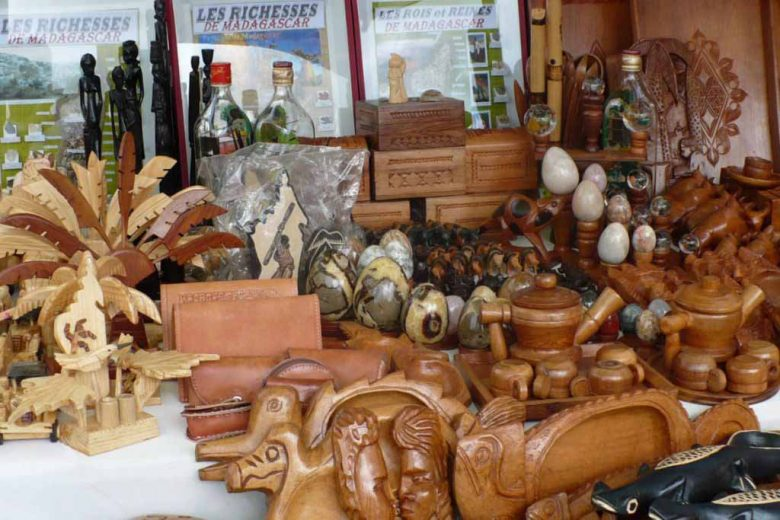 Ambositra wood carving center