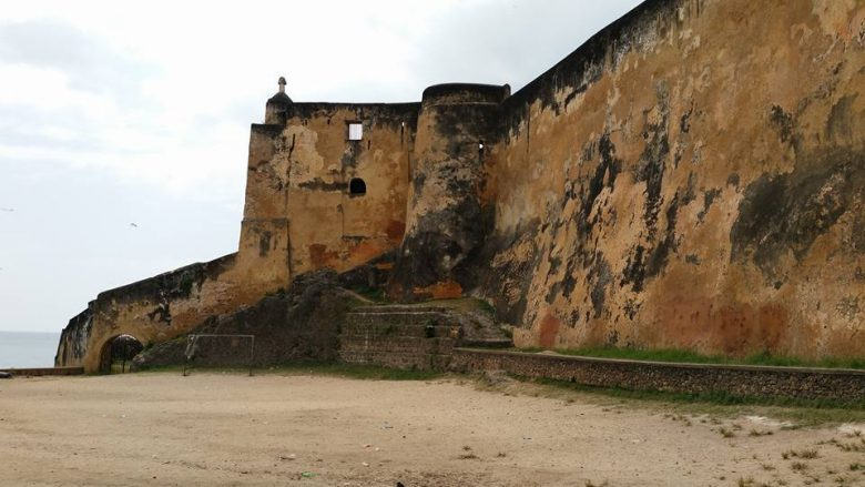 historical Fort Jesus